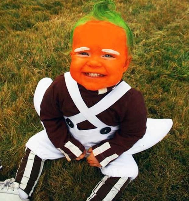 BEST Halloween Costumes and chocolate - share yours