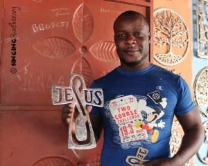 Shelove, Haitian artist