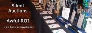 silent auctions roi