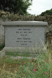 John Newton Grave