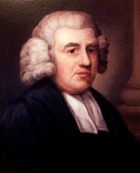 John Newton, author of Amazing Grace