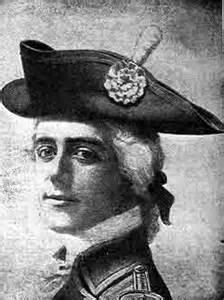 George M. Cohan dressed as Yankee Doodle