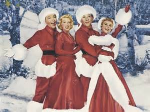 White Christmas movie cast