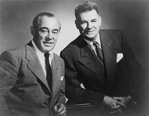 Rodgers and Hammerstein wrote the music for The Sound of Music