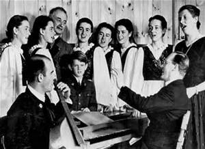 von Trapp family singers