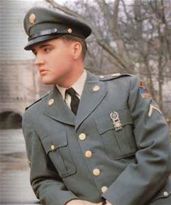 Elvis returned to his music career and movies after his time in the Army