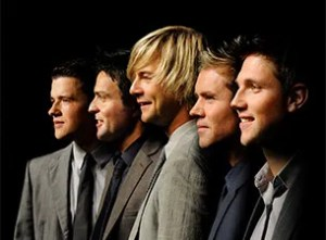 Current Celtic Thunder Group