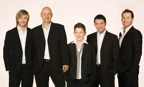 Profile of a Performer: Celtic Thunder