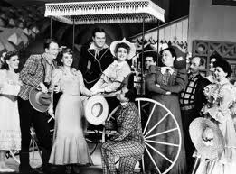 Original cast of Oklahoma!