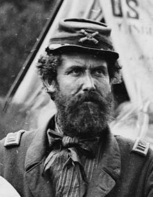 Captain John Caldwell Tidball
