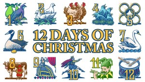 Do you enjoy the 12 Days of Christmas?