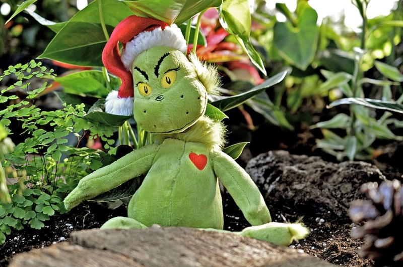 Christmas Songs: You're a Mean One, Mr. Grinch