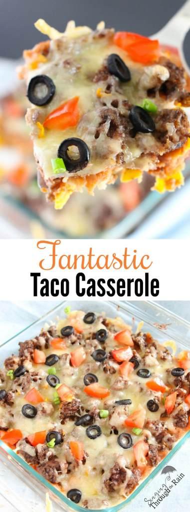 Fantastic Taco Casserole