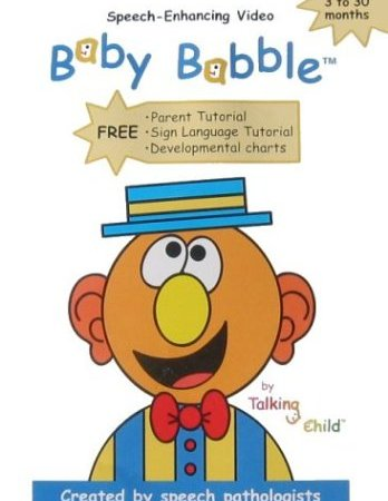 Baby Babble DVDs for Kids with Speech Delays
