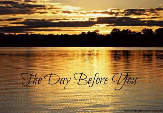 The Day Before You