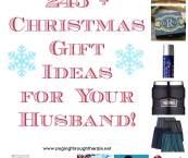 christmas gift for my husband