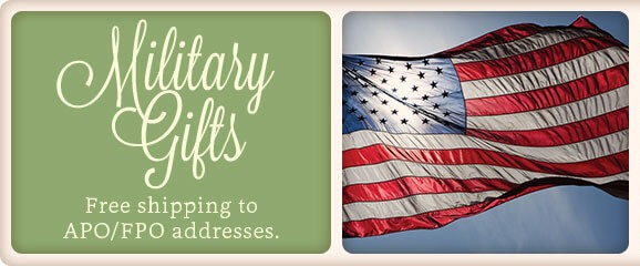 Hickory Farms Military Gifts