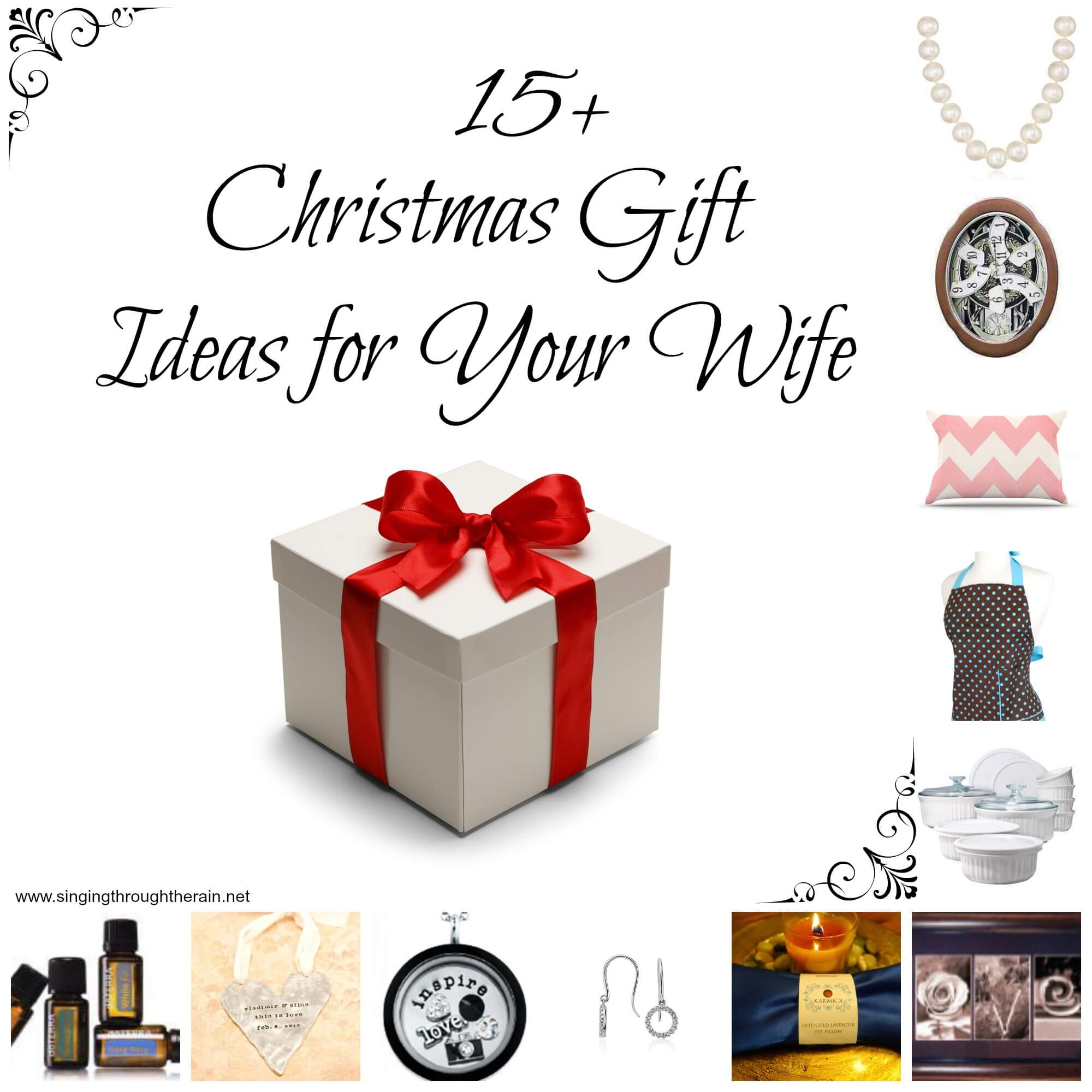 15 christmas gift ideas for your wife singing through