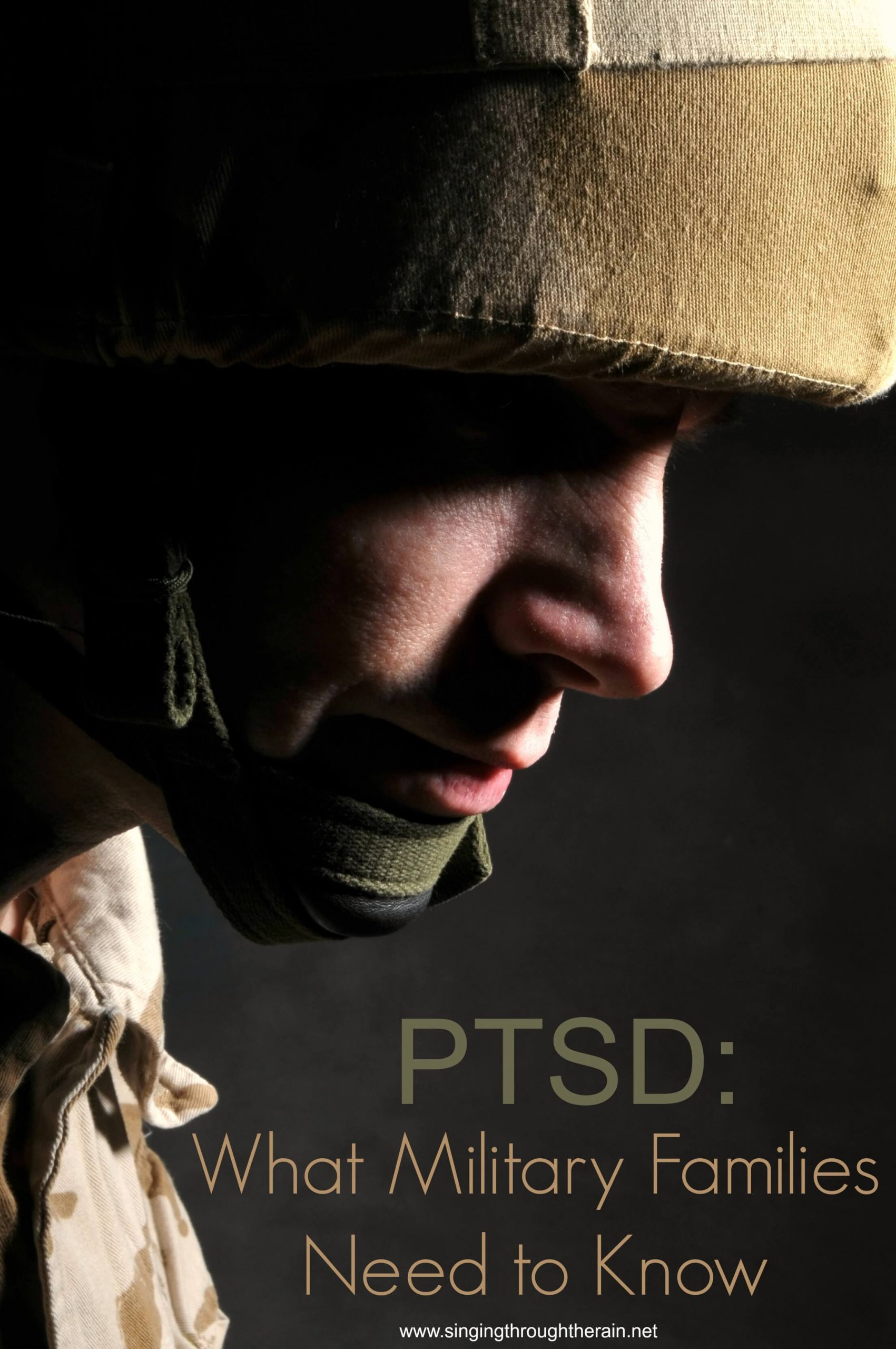 Ptsd What Military Families Need To Know