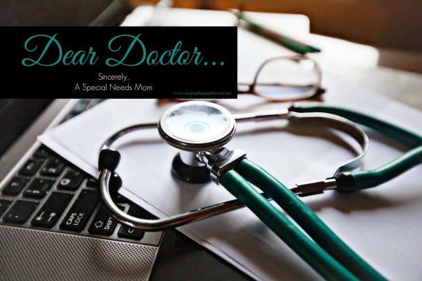 Dear Doctor