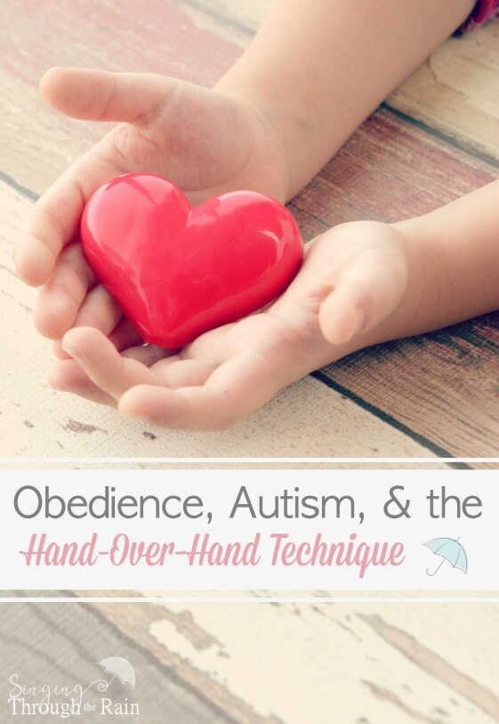 Obedience, autism, and the Hand-Over-Hand Technique