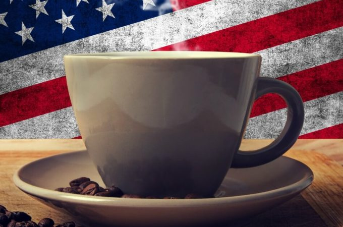 coffee for military