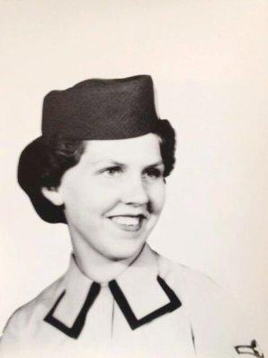 veteran woman