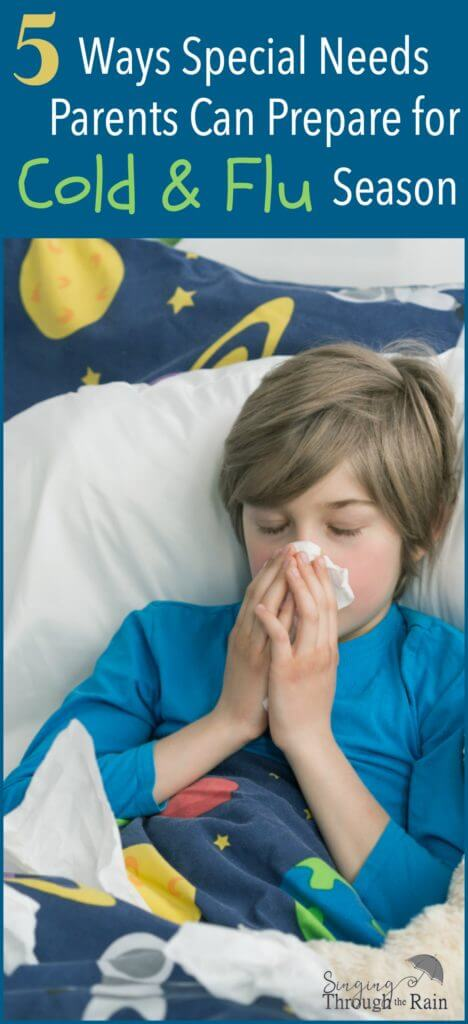5 Ways Special Needs Parents Can Prepare for Flu Season