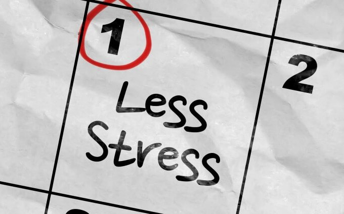 5 Ways to Stress Less in the New Year