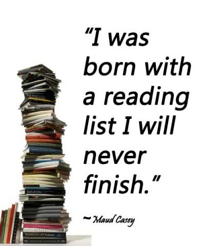 Book Hoarder or Bibliophile? (2/4)
