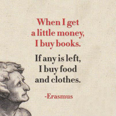 Book Hoarder or Bibliophile? (4/4)