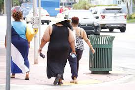 overweight in US is a serious health issue met by food companies