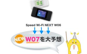 WiMAX W07