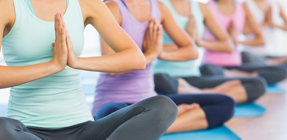 yoga für Singles