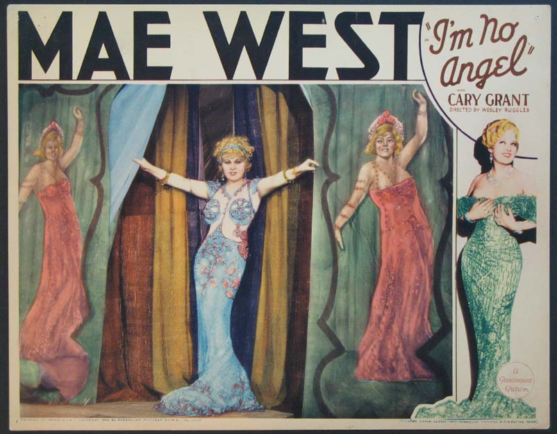 Mae West A hard man is good to find