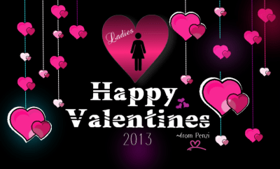 Happy Valentines 2013 To All My Single Sistah's!
