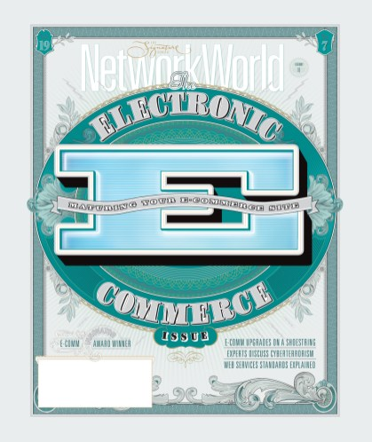 Network World magazine :: E-COMMERECE