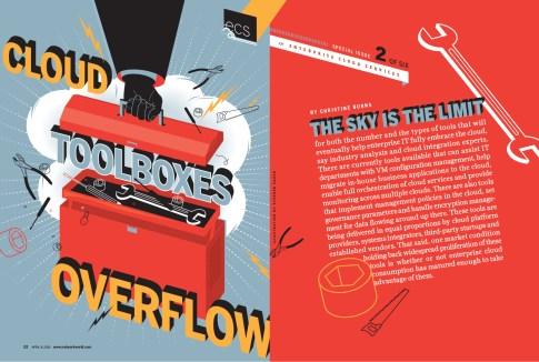 Network World magazine :: CLOUD TOOLBOX
