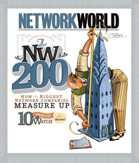 Network World magazine :: THE TOP 200