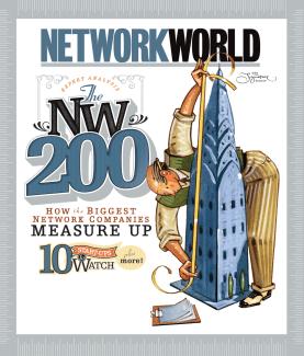Network World magazine :: THE TOP 200