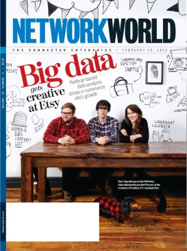 Network World magazine :: BIG DATA & ETSY