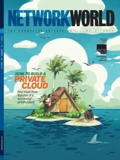 Network World magazine :: PRIVATE CLOUD