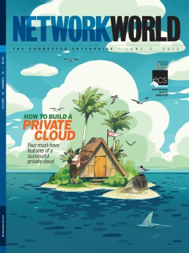 Network World magazine :: PRIVATE CLOUD