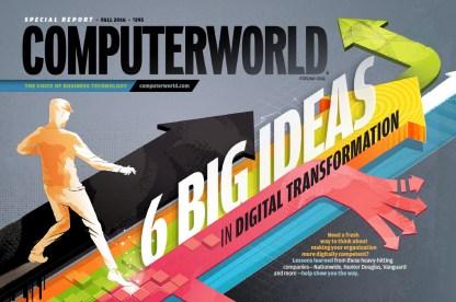 Computer World magazine :: 6 BIG IDEAS