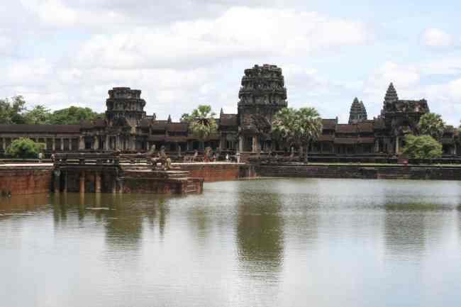 Solo Trave to Cambodia
