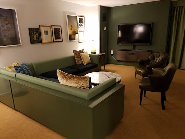 Park MGM Skylark Suite Review  SingleFlyer