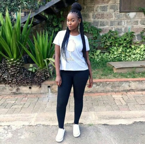 Tanzanian Girl – Ami