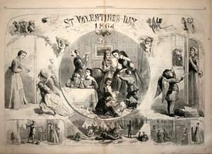 imagen San Valentin antigua