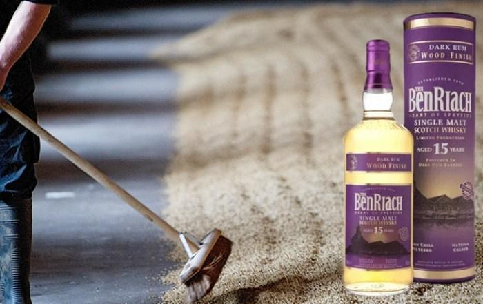 Benriach Dark Rum