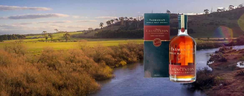 LAunceston Distillery Tawny Cask Matured